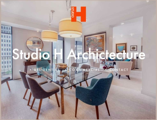Studio H • Website Design and Graphics Updates